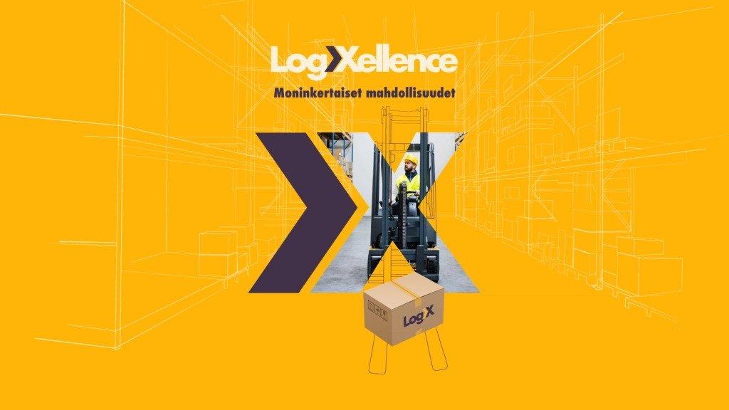 LogXellencen brändiuudistus